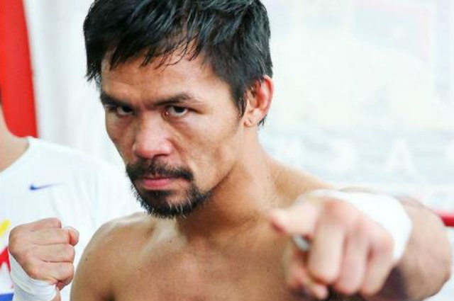 Manny Pacquiao promises an all-expense paid US trip to UP Fighting Maroons if they win in UAAP finals