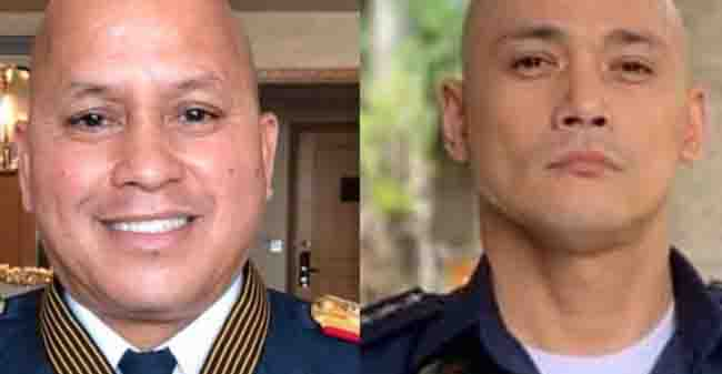 Robin Padilla nagpakalbo para sa biopic ni Gen. Ronald 'Bato' Dela Rosa