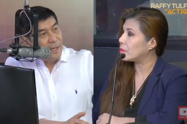 """Raffy Tulfo responds to Mystica's accusations: """"She doesn't need us, she needs professional help"""""""