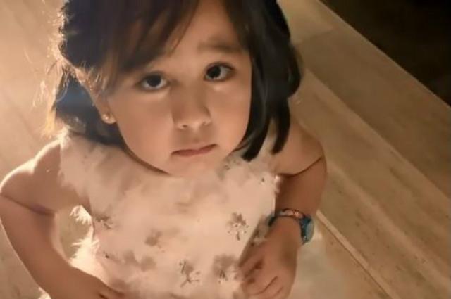 WATCH: Hayden Kho melts at Scarlet Snow Belo's irresistible puppy eyes