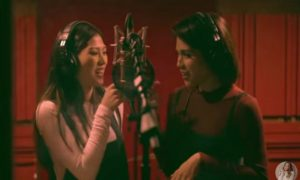 "WATCH: Toni and Alex Gonzaga sing ""Mary, Marry Me"" soundtrack"