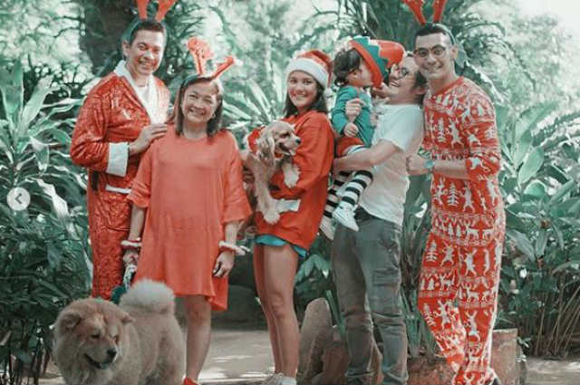 LOOK: Valenciano family is all set for the holidays