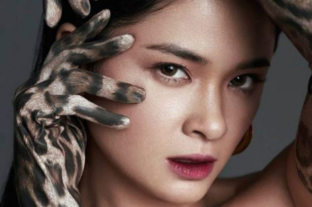 LOOK: Yam Concepcion channels her inner 'animal' for a magazine cover