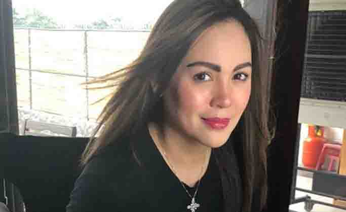 To whom is Claudine Barretto addressing her post?