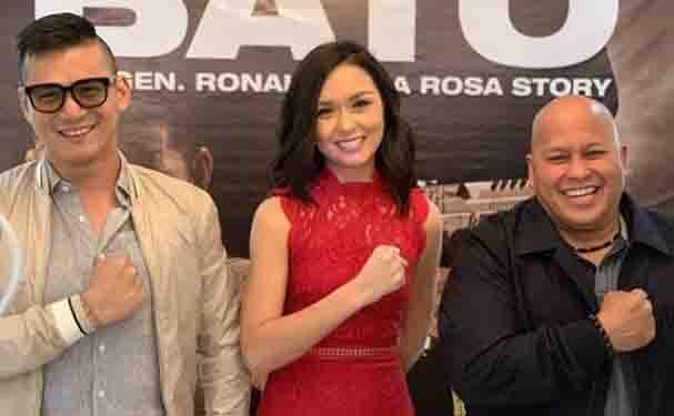 Bato dela Rosa nag-sorry dahil sa pagkomento sa katawan ni Sharon Cuneta
