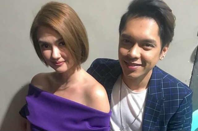 """Angelica Panganiban to Carlo Aquino's fans: """"Maayos naman samahan namin. Sinira niyo lang."""""""