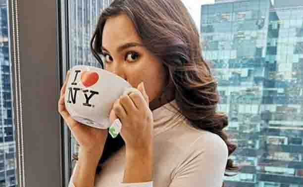 Catriona Gray gives an update of her life in NYC as Miss Universe