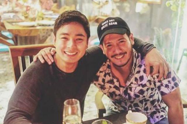 """Coco Martin on friendship with John Prats: """"Sobrang mahal ko ito!!!"""""""