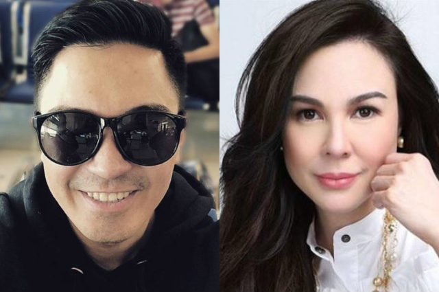 Nicko Falcis thanks Gretchen Barretto for siding with him amid issue with Kris Aquino