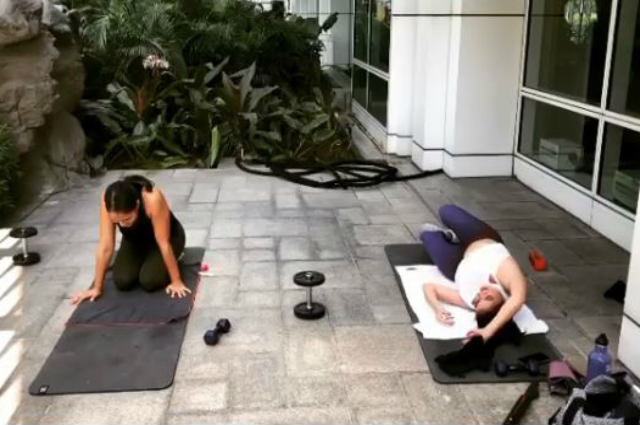 WATCH: Anne Curtis and Isabelle Daza share their workout routine