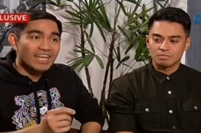 """Falcis brothers deny Kris Aquino's accusation that the P400K check is """"admission against interest"""""""