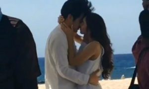 "Will Julia Barretto and Joshua Garcia seal ""Ngayon at Kailanman"" with their first on-screen kiss?"