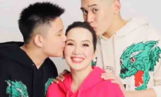 Kris Aquino prays for more years to be with her two sons