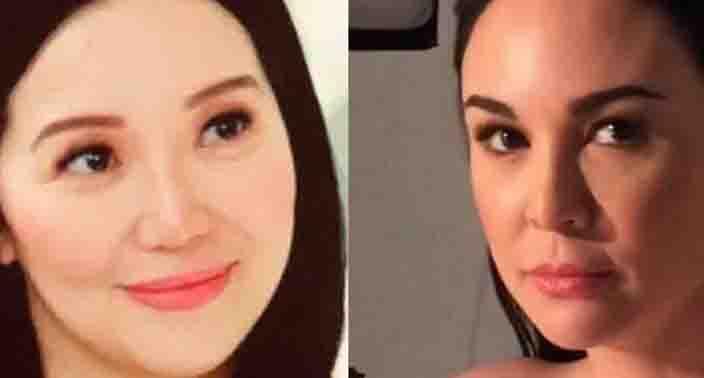 "Gretchen Barretto tells the public:  ""there's always a reason kung bakit tayo sumasawsaw"""