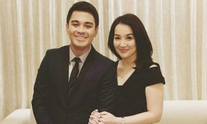 "Nicko Falcis to Kris Aquino: ""After the sickness drama, you're back to being healthy"""