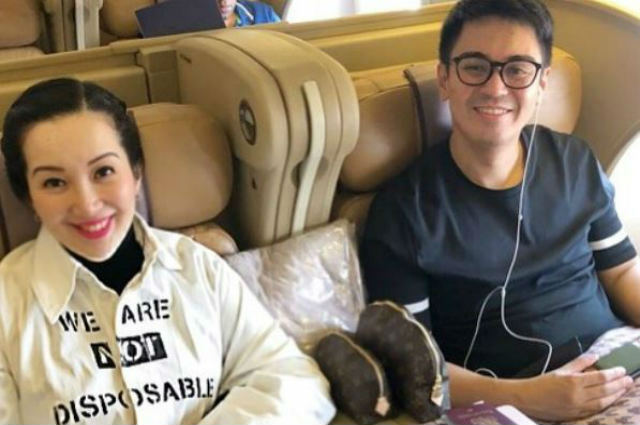 Kris Aquino reveals amount involved in financial issue – PhP 40 million