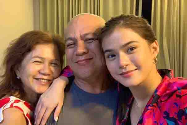 LOOK:  Maris Racal shows a glimpse of her brand new house