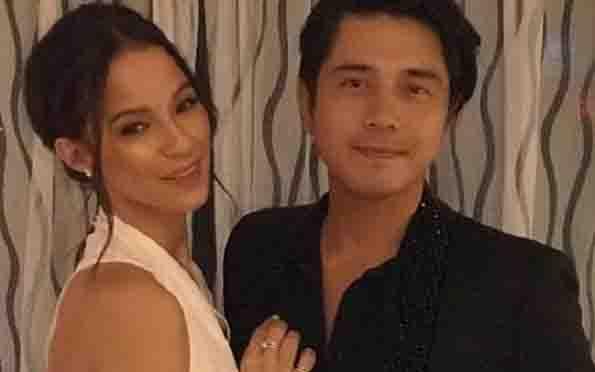 Paulo Avelino's special lady Jodie Tarasek joins TV5