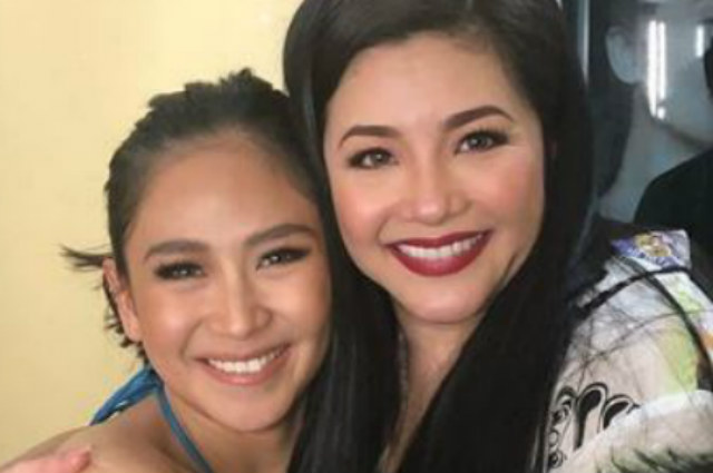Regine Velasquez reveals Sarah Geronimo has been asking questions about getting married