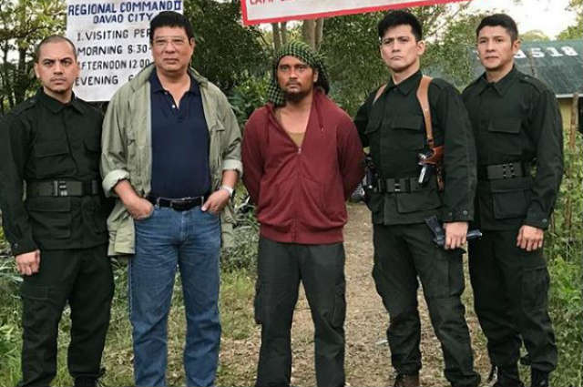 "Robin Padilla slams calls to boycott his Bato movie: ""Ganun na ba tayo kababaw na?"""