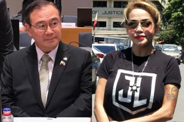 "Ethel Booba to Teddy Locsin Jr. over passport data breach: ""Own it and fix it"""