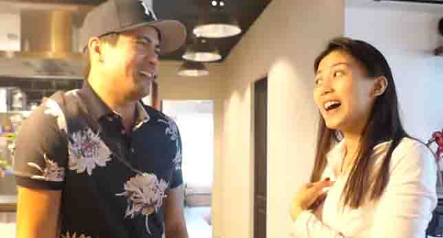 WATCH:  Alex Gonzaga raids Sam Milby's condominium video goes viral