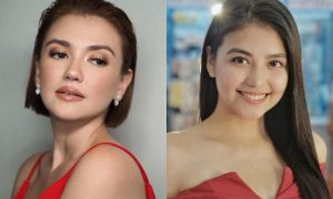Netizens notice Angelica Panganiban and Trina Candaza's 'similar' flower bouquet