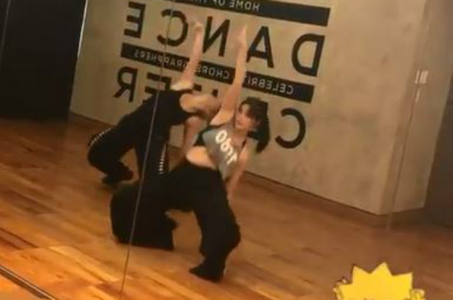WATCH: Anne Curtis shows off her swag in her birthday performance rehearsal