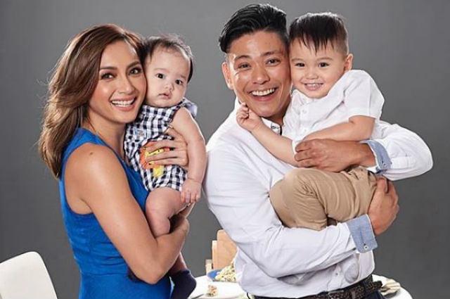 LOOK: The lovely family of Iya Villania and Drew Arellano