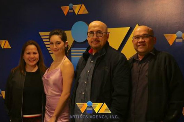 Coleen Garcia leaves Star Magic, signs contract with VIVA