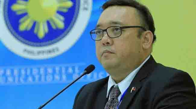 Harry Roque drops out of Senate race due to health reason