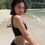 Beach photos ni Julie Anne San Jose nag-viral