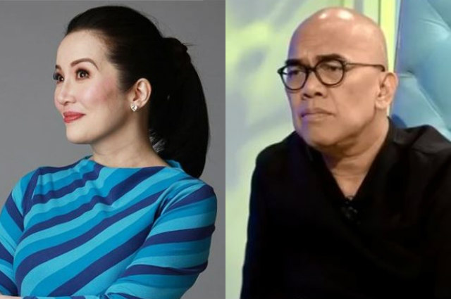 """Kris Aquino on friendship with Boy Abuda: """"We are no longer active participants in each other's lives"""""""