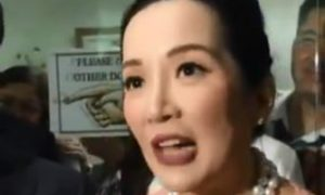 "Kris Aquino on case vs. Nicko Falcis: ""This is not a fight that should be done on social media"""