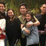 LOOK: Marjorie Barretto bonds with her daughters' boyfriends