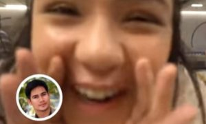 WATCH: Mikee Quintos mistakenly took Piolo Pascual's luggage at LA airport