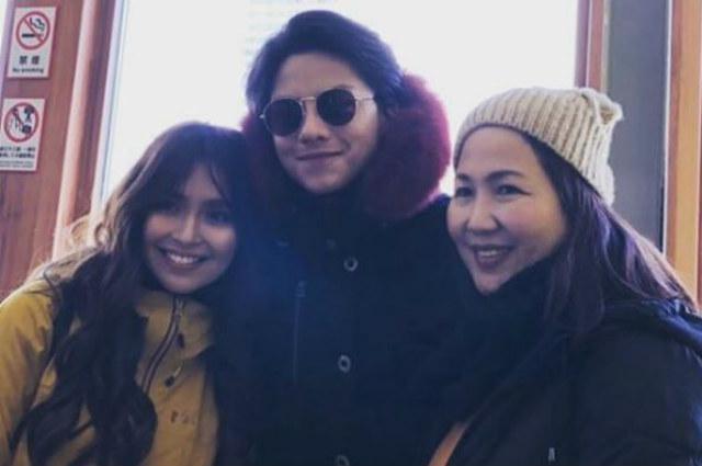 "Kathryn Bernardo's mom pleads for KathNiel's privacy: ""Maawa naman kayo sa amin"""