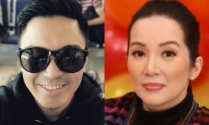 "Nicko Falcis on dismissed case filed by Kris Aquino: ""A lie hurts forever"""