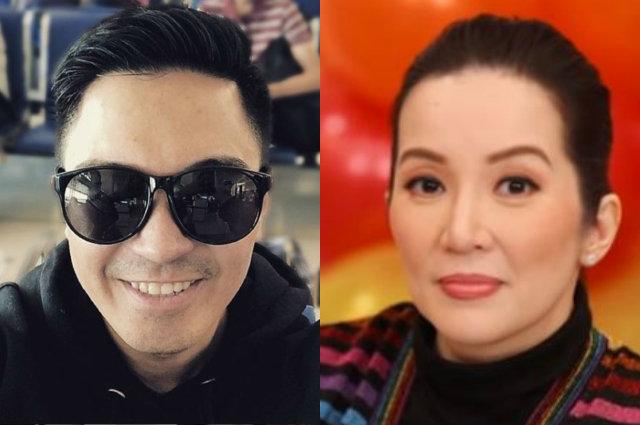 Nicko Falcis claims Taguig prosecutor dismissed Kris Aquino's qualified theft case