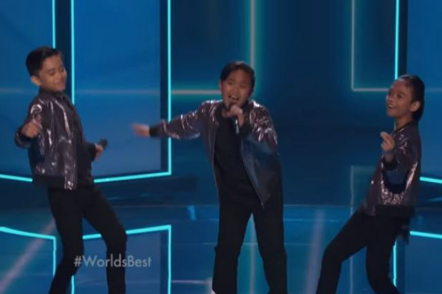 "WATCH: TNT Boys advances to the next round of ""The World's Best"""