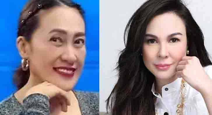 Gretchen Barretto asks Aiai Delas Alas if they think the same over 'Karma' post