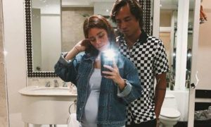 Andi Eigenmann's surfer boyfriend mistaken as her bodyguard