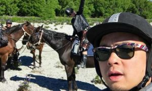 LOOK: Angel Locsin and boyfriend Neil Arce go horseback riding on his birthday
