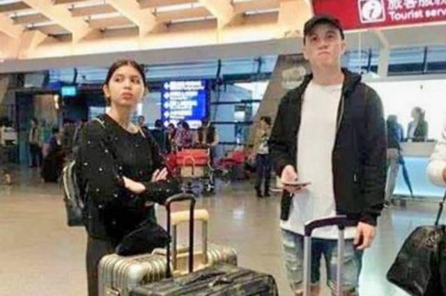 Maine Mendoza and Arjo Atayde fly to Taiwan