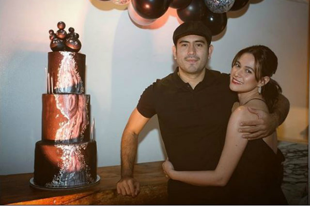 Bea Alonzo throws surprise birthday party for Gerald Anderson
