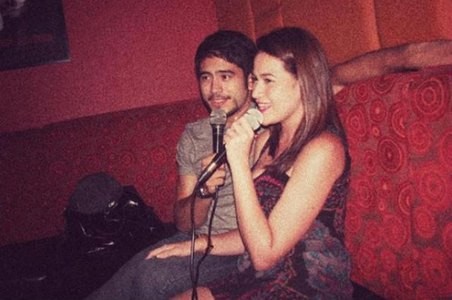 """Bea Alonzo posts 2010 photo with Gerald Anderson: """"Back when I fell in love with you for the first time"""""""