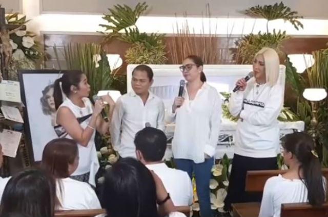 WATCH: Vice Ganda, Pokwang, K Brosas, and Pooh's eulogy for Chokoleit