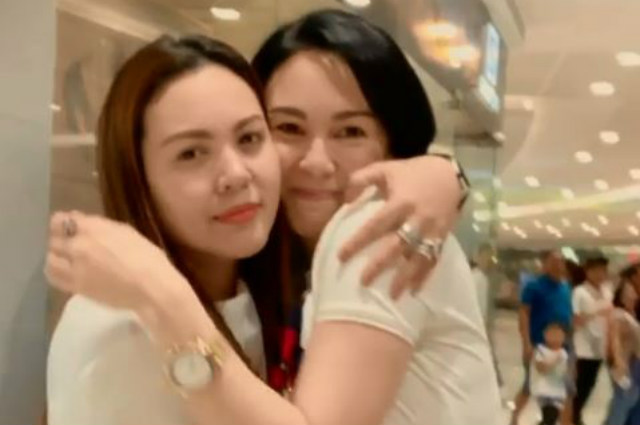 WATCH: Claudine and Gretchen Barretto go on a mall date together