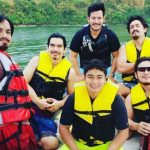 "LOOK: Coco Martin go on a vacation with ""Ang Probinsyano"" boys"