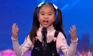 WATCH: 8-year-old Irish-Filipino receives standing ovation from 'Ireland's Got Talent' judges